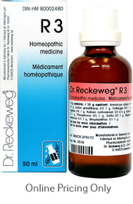 DR RECKEWEG #03 50ml