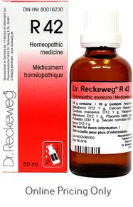 Dr. Reckeweg #42 50ml