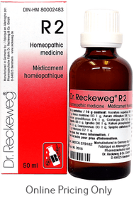 DR RECKEWEG #02 50ml