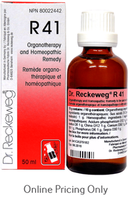 Dr. Reckeweg #41 50ml