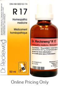 DR RECKEWEG #17 50ml