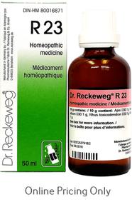 DR RECKEWEG #23 50ml