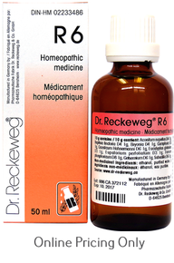 DR RECKEWEG #06 50ml