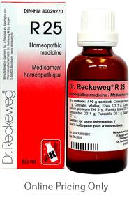 Dr. Reckeweg #25 50ml