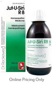 DR RECKEWEG #08 JUT-U-SIN 150ml