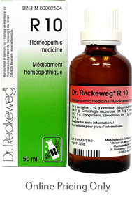 DR RECKEWEG #10 50ml