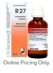DR RECKEWEG #27 50ml
