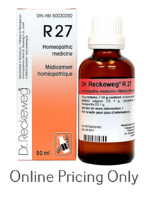 Dr. Reckeweg #27 50ml