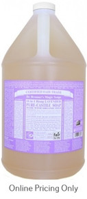 DR BRONNERS LAVENDER CASTILE SOAP 1G