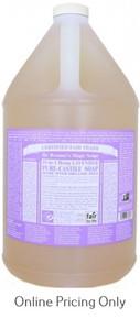 Dr. Bronner's Lavender Castile Soap 1G