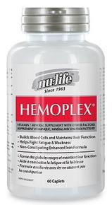 Nu-Life Hemoplex 60caps