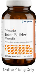Metagenics Bone Builder Chewables 90tabs