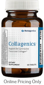 Metagenics Collagenics 60tabs