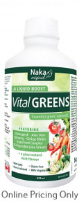 Naka Vital Greens Formula 500ml