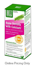 Bell Bone Density with Calcium 1152mg 60 capsules
