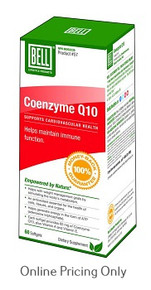 Bell Coenzyme Q10 60gcaps