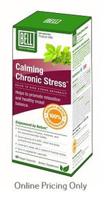 Bell Calming Chronic Stress 60caps