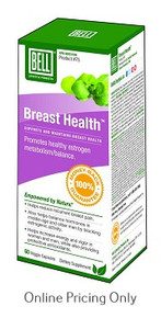 Bell Breast Health 60caps