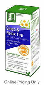 Bell Sleep & Relax Tea 20bags