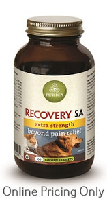 Purica Recovery Small Animal Chewable Extra Strength 60tabs