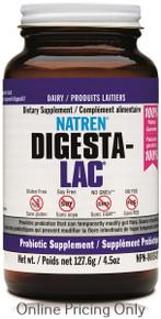 Natren Digesta-Lac Dairy 127.6g