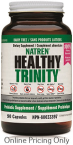 Natren Healthy Trinity Oil Matrix 90caps
