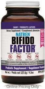 NATREN BIFIDO FACTOR DAIRY 127.6g
