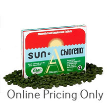 Sun Chlorella 200mg 1,500tabs