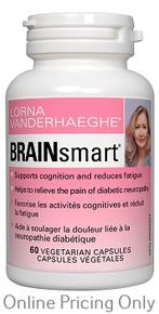 Lorna Vanderhaeghe Brain Smart 60vcaps