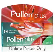Homeocan Pollen Plus 5+1tubes