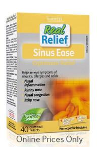 Homeocan Sinus Ease 40tabs