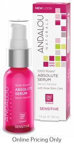 Andalou Naturals 1000 Roses Absolute Serum 30ml