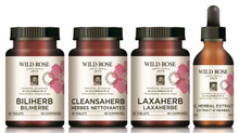 Wild Rose Herbal D-Tox 12day