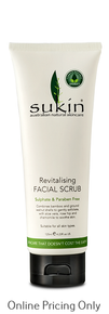 Sukin Facial Scrub 125ml