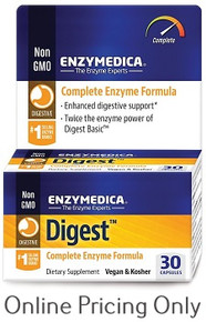 Enzymedica Digest 30caps