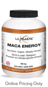 Brad King's Ultimate Maca Energy 180caps
