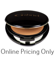 Gabriel Deep Beige Dual Powder Foundation 8.6g