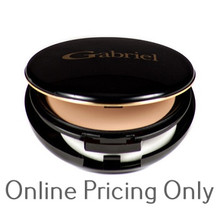 Gabriel Medium Beige Dual Powder Foundation 8.6g