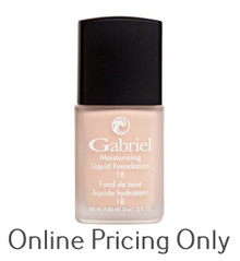 Gabriel Pale Ivory Liquid Foundation 30ml