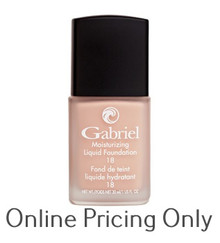 Gabriel Soft Beige Liquid Foundation 30ml
