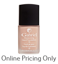 Gabriel Natural Beige Liquid Foundation 30ml