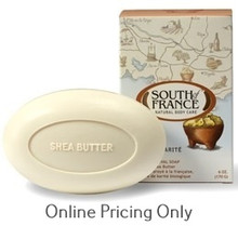 South of France Shea Butter Bar Soap 170g