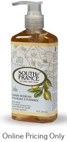 South of France Lemon Verbena Hand Wash 236ml