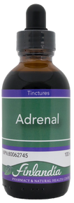 Finlandia Adrenal Herbal Formula 100ml