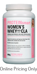 Lorna Vanderhaeghe Protein Smart Women's Whey With CLA Vanilla 908g