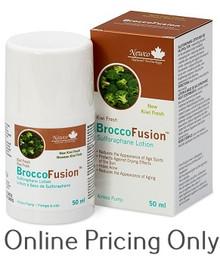 Newco BroccoFusion Sulforaphane Lotion Kiwi Fresh 50ml
