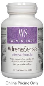 WomenSense AdrenaSense 180vcaps