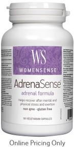 WomenSense AdrenaSense 90vcaps