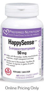 WomenSense HappySense 5HTP 50mg 60caps