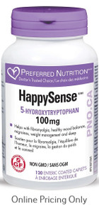 WomenSense HappySense 5HTP 100mg 120caps